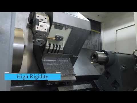 5-axis Machining Center 1055 Vertical Turning Center ...