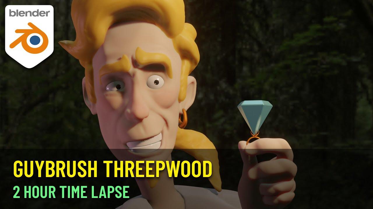 Guybrush threepwood