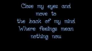 The Used - Yesterdays Feelings (Lyrics)