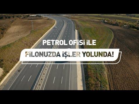 Petrol Ofisi ile Filonuzda İşler Yolunda -  Kamil Koç