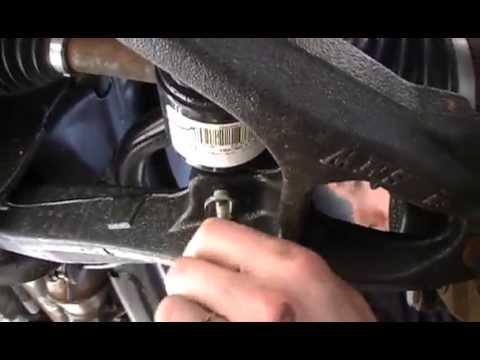 2010 Chevy Silverado Leveling Kit Install
