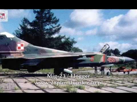 28 Słupski Pułk Lotnictwa Myśliwskiego - MiG-23 / Flogger - Redzikowo - HD