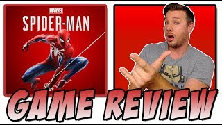 Marvel's Spider-man PS4 - Video Game Review