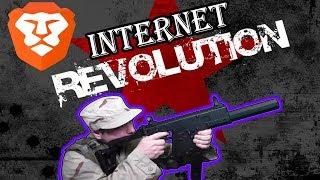 Brave Web Browser - An Internet Revolution