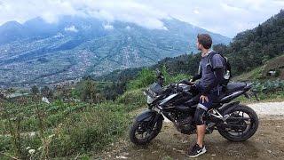 4 Days Motorbiking In Indonesia's Special Region of YOGYAKARTA 🇮🇩