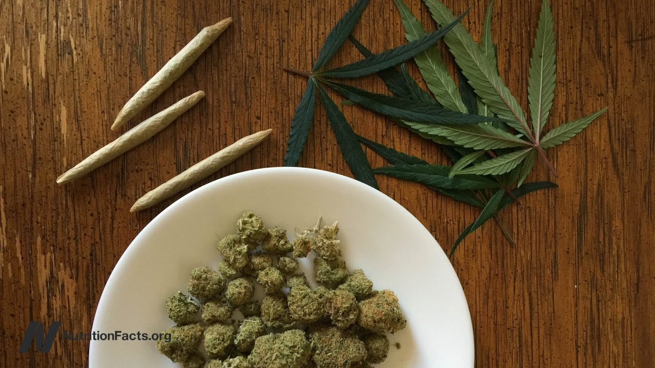 Effects of Marijuana on Weight Gain and Bone Density