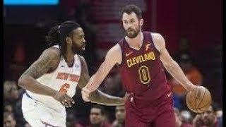 Cleveland Cavaliers vs New York Knicks NBA Full Highlights (12th February 2019)