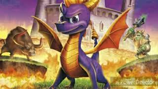 Spyro: Reignited Trilogy: Spyro 1 Casa de Pacificadores Music Musica