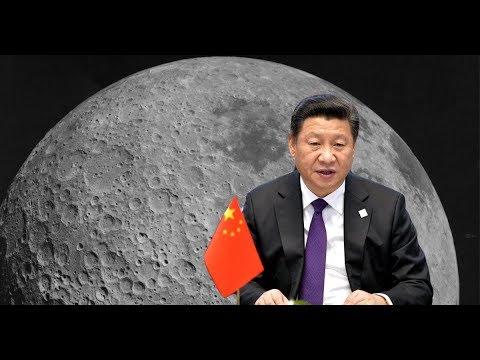 China überholt den Westen technisch - und landet auf der anderen Seite des Mondes!
