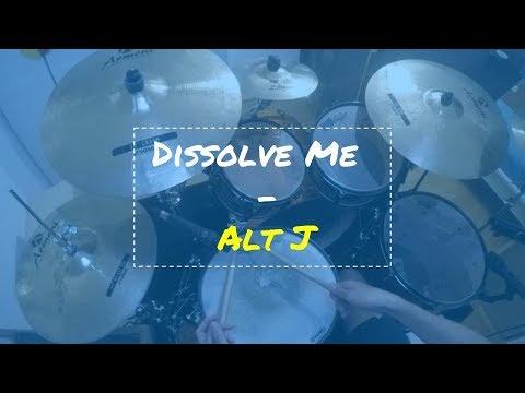 Dissolve Me - Alt-J (∆) - Drum Cover (HD)
