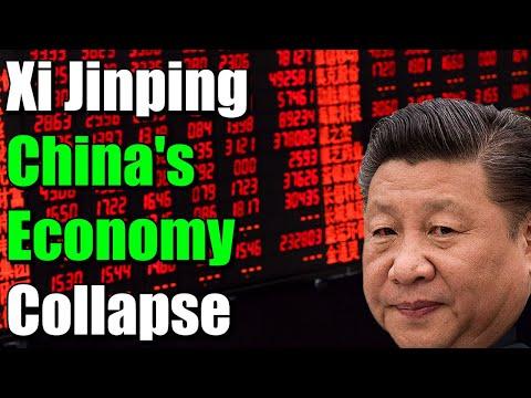 Xi Jinping China's severe trade crisis, companies go bankrupt