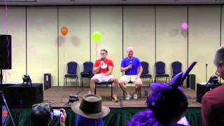 Opening Ceremonies and Matt Hill/Sam Vincent VA Q&A