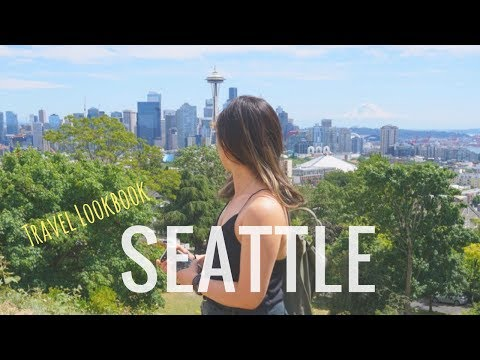SEATTLE: TRAVEL GUIDE & LOOKBOOK! LazzzySundaze
