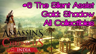 Assassin's Creed Chronicles: India - Mission 6 Walkthrough: Shadow Gold + Shards/Collectibles HD/60