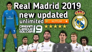 """Dream league soccer 2019 new updated team real madrid profile dat download and enjoy ഞങ്ങനെ profile.dat വർക്ക്"""" ചെയ്യാം watch this v..."""