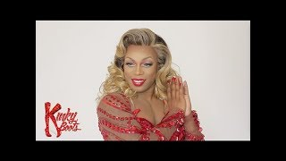 Todrick Hall Struts into KINKY BOOTS on Broadway