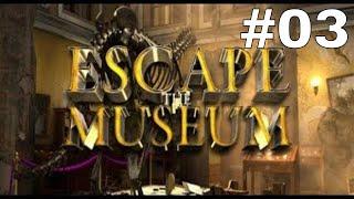 Escape the Museum - Walkthrough [03] Rooms 17-25