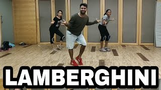 Lamberghini dance choreography | parvez rehmani | doorbeen ft ragini | Lamborghini dance cover