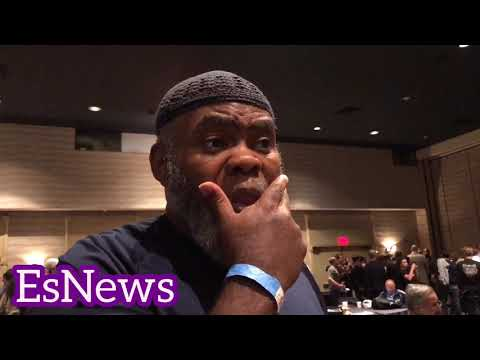 Nazim Richardson on wilder-fury Broner-pacquiao Mikey-Spence