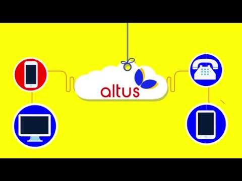 Altus | Your Complete Cloud Communications Solution.