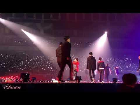 180211 EXO in Taiwan - Power