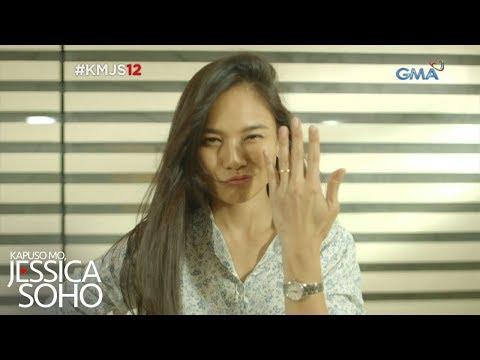 Kapuso Mo, Jessica Soho: Julia Clarete, ikinuwento ang kasal at simpleng pamumuhay sa Malaysia