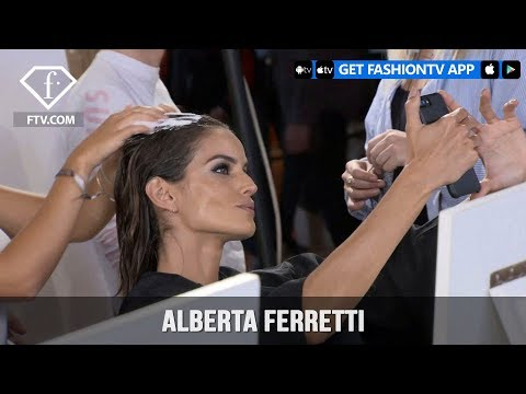 Milan Fashion Week Spring/Summer 2018 – Alberta Ferretti | FashionTV