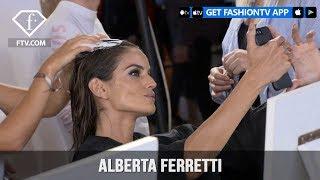 Milan Fashion Week Spring/Summer 2018 - Alberta Ferretti | FashionTV