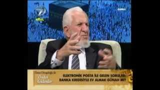 Kredi ile Ev almak Ev Kredisi Caizmi (dogrumu) Prof. Dr. Cevat Akşit