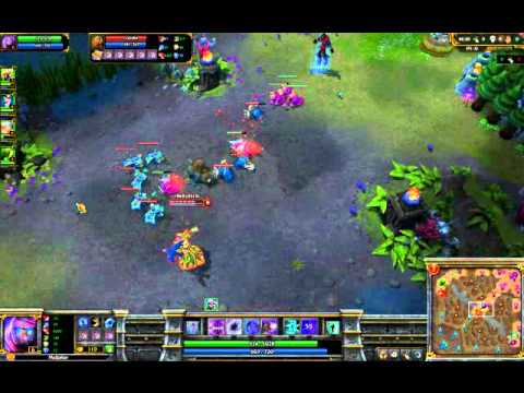 League of Legends - Malzahar Gameplay 1/5