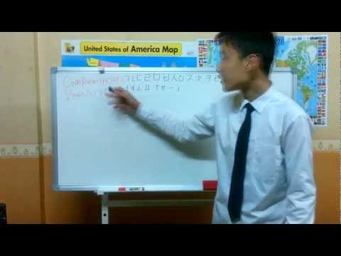 Korean Lesson 1. Korean Alphabet(Hangul)