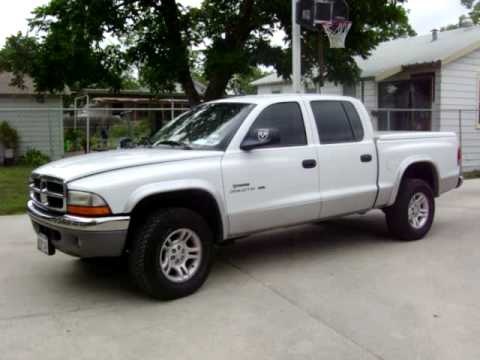 2001 dakota quad cab 4.7 V8, 4x4, (FOR SALE) - YouTube