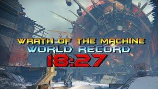 Wrath Of The Machine WORLD RECORD Speedrun!!! [18:27]