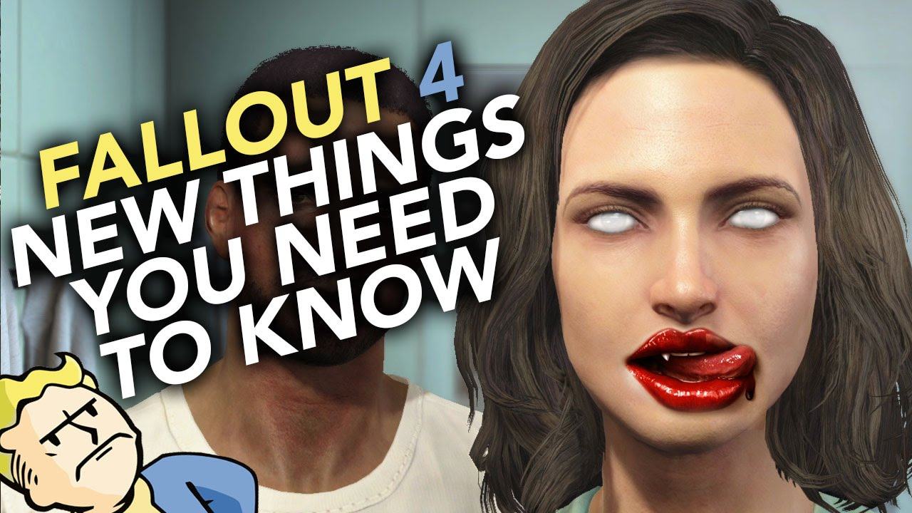 Fallout 4: 10 New Things You Need To Know