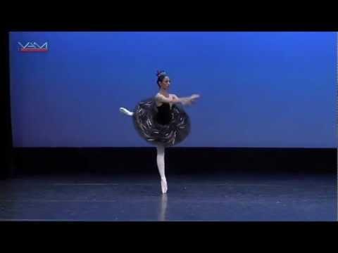 Elizabeth Del Rosario Black Swan 2013
