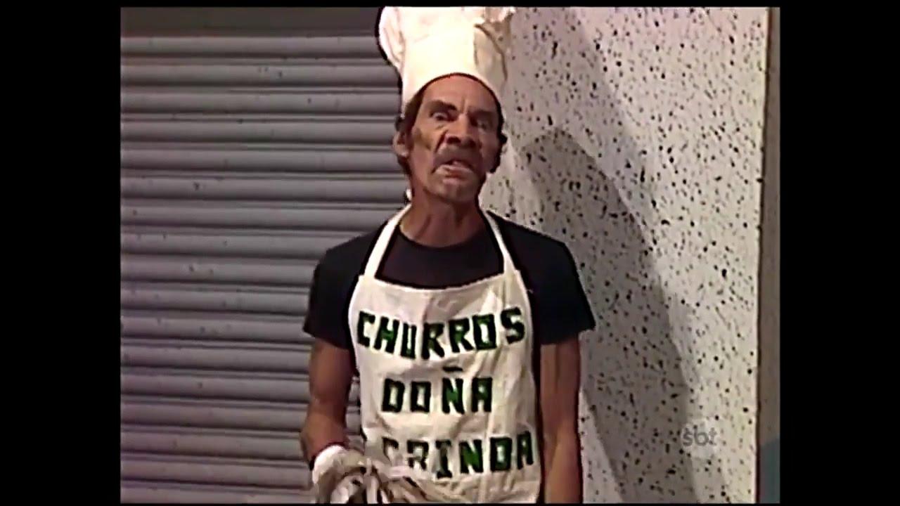 Chaves O Vendedor De Churros Parte 3 1978 Youtube