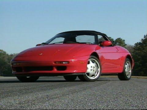 MotorWeek | Retro Review: '91 Lotus Elan