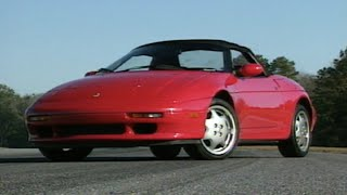 MotorWeek | Retro Review: '91 Lotus Elan