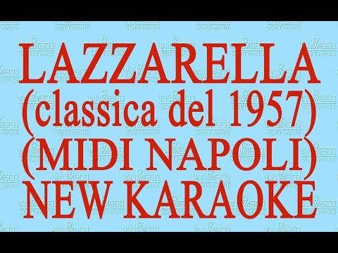Lazzarella - midi Napoli - New Karaoke