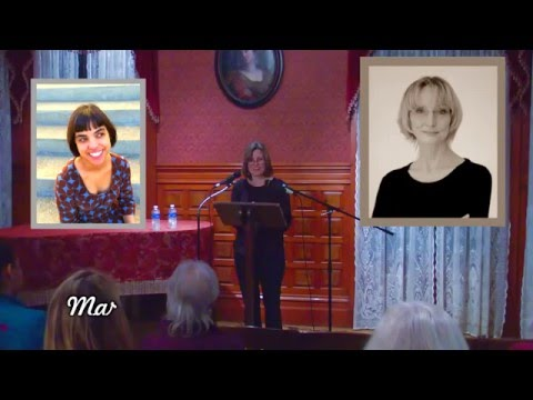 Marin Poetry Center presents Judy Halebsky and Rusty Morrison