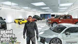 GTA 5 MODS - LET'S GO TO WORK - PART 46 (GTA 5 PC MODS) BANK ROBBERY