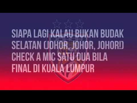 Kita Tetap Menang (Lagu Khas pasukan Johor & Darul Takzim FC) - Amy Search , Joe Flizzow