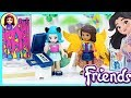 Build Lego Friends Andrea's Accessories Store Silly Play