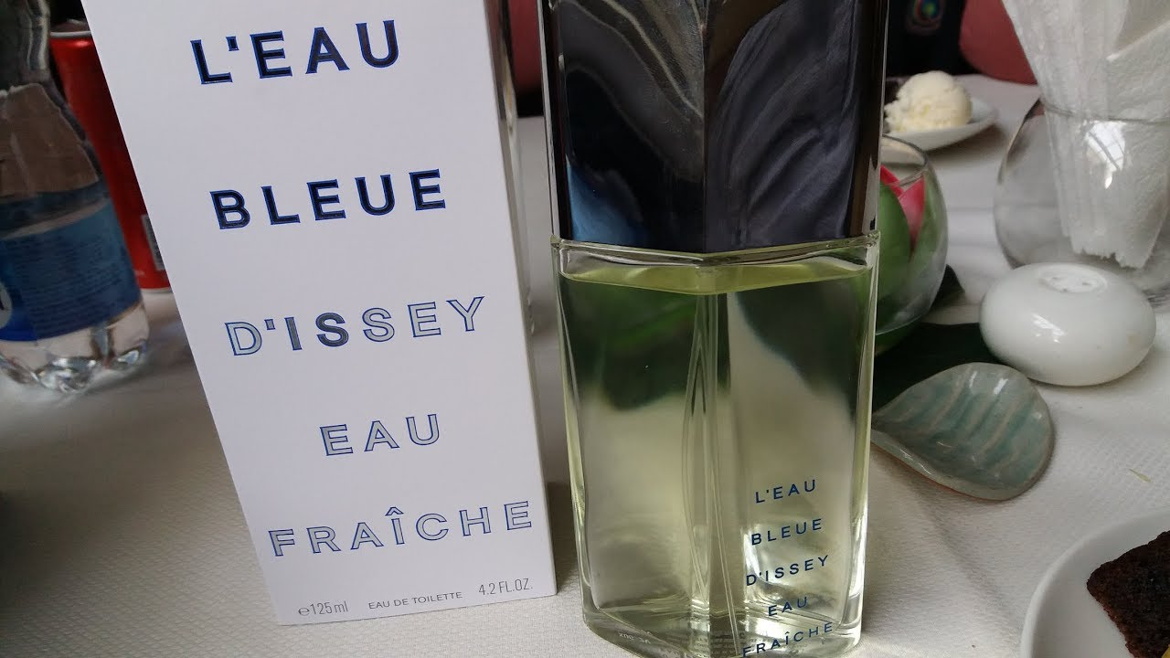 4111b66650 L'Eau Bleu d'Issey Eau Fraiche Issey Miyake (2006) - YouTube