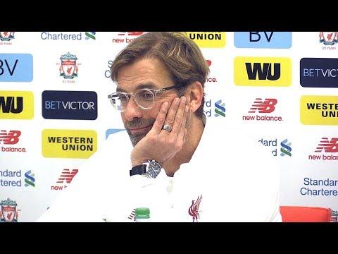 Jurgen Klopp Full Pre-Match Press Conference - Swansea v Liverpool - Premier League