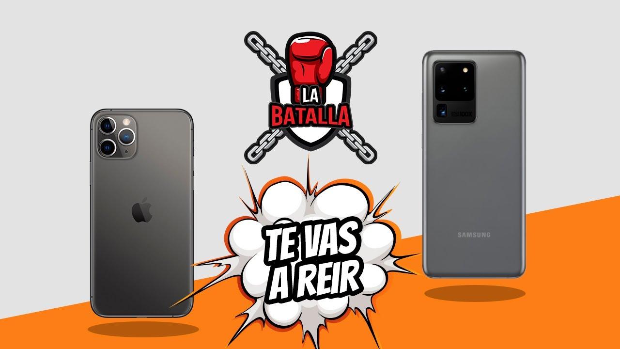 Photo of iPhone 11 Pro Max vs Galaxy S20 Ultra | La batalla – ايفون
