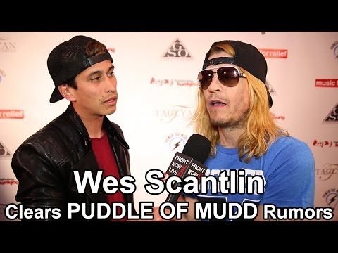 PUDDLE OF MUDD Singer Talks Lawsuits, New Music and Band Rumors w/ @RobertHerrera3