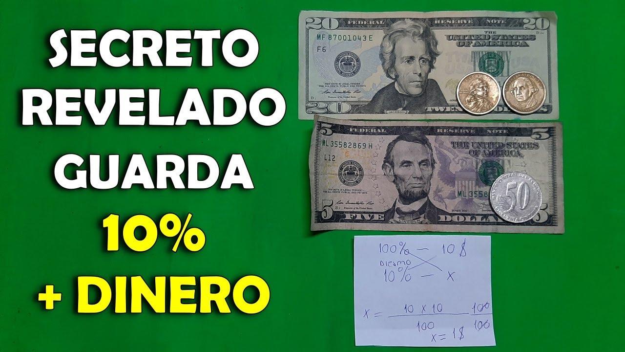 Truco para TENER MAS DINERO Y ABUNDANCIA - El Secreto de los MILLONARIOS - Con 10% de tus GANANCIAS