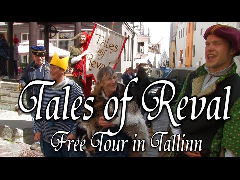 The Story of Reval - By Free Tour of Reval, in Tallinn