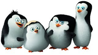 "Пингвины мадагаскара ""Побег от дейва """